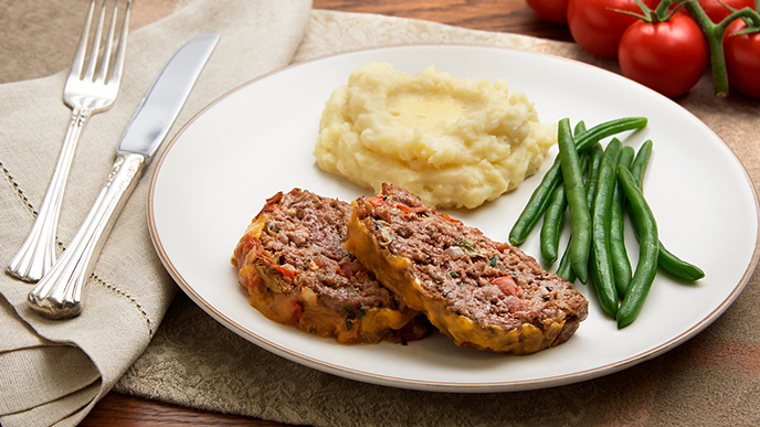 Backyard Farms Meatloaf